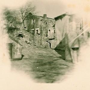Ruines du four banal au Planet, La Capelle
