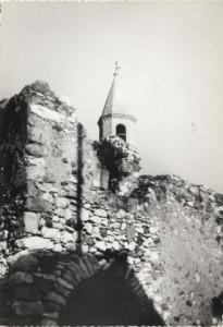 le clocher de Masmolène (date ?)