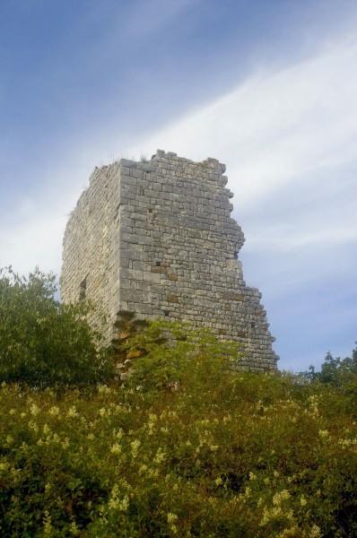 vestige de la tour de guet